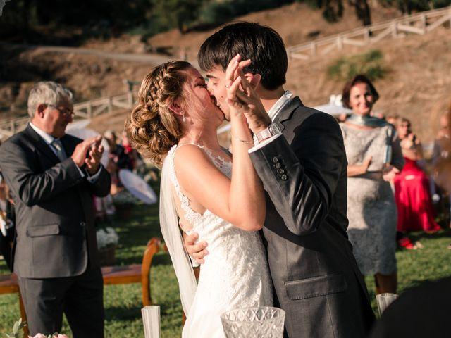 La boda de Lucas y Melania en Laias, Orense 34