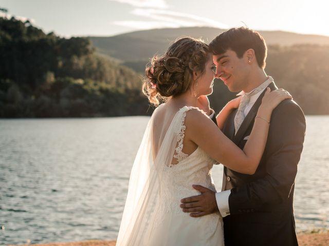 La boda de Lucas y Melania en Laias, Orense 40