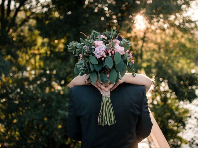 La boda de Lucas y Melania en Laias, Orense 42