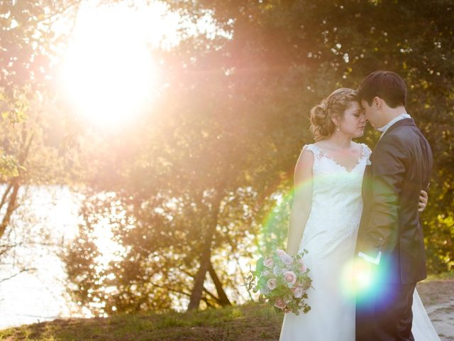 La boda de Lucas y Melania en Laias, Orense 43