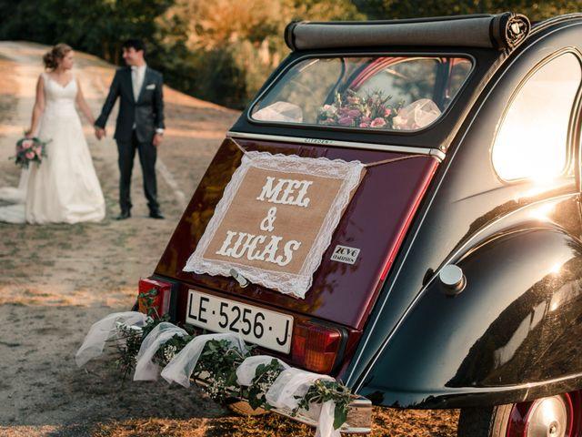 La boda de Lucas y Melania en Laias, Orense 44