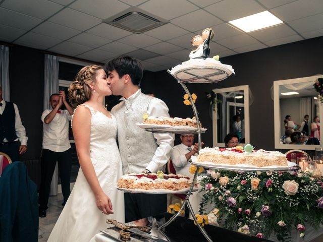 La boda de Lucas y Melania en Laias, Orense 52