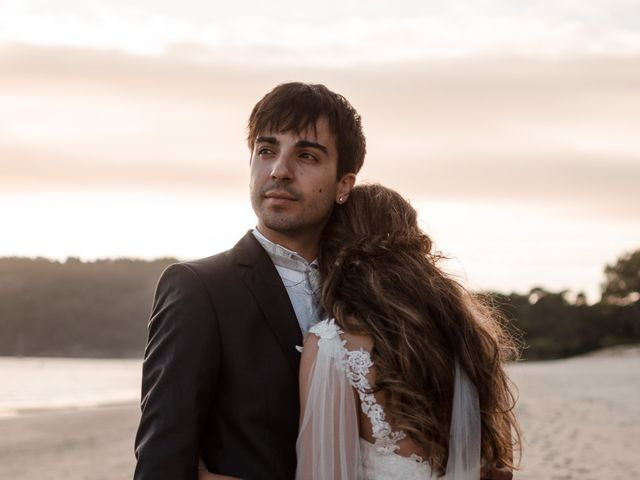 La boda de Lucas y Melania en Laias, Orense 68