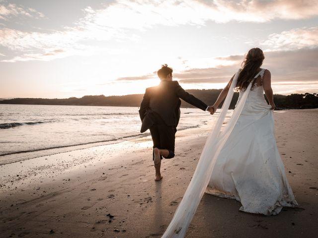 La boda de Lucas y Melania en Laias, Orense 73