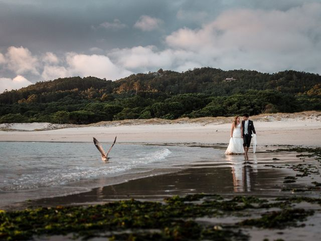 La boda de Lucas y Melania en Laias, Orense 2