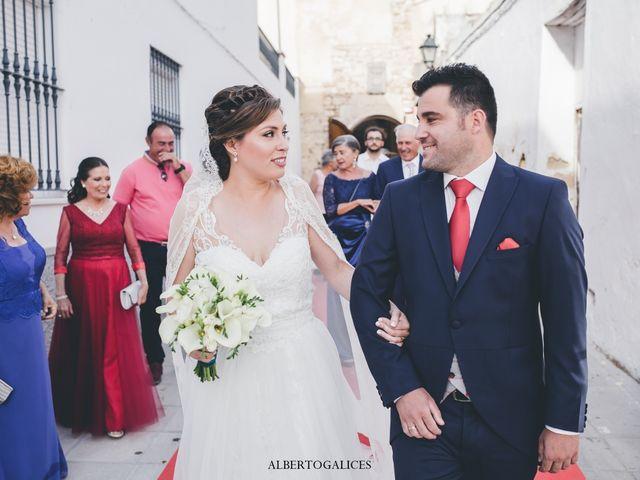 La boda de Moisés  y Maria José  en Trebujena, Cádiz 4