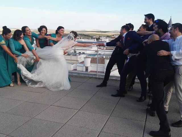 La boda de Moisés  y Maria José  en Trebujena, Cádiz 6