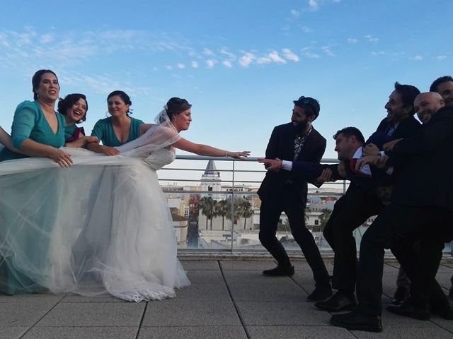 La boda de Moisés  y Maria José  en Trebujena, Cádiz 7
