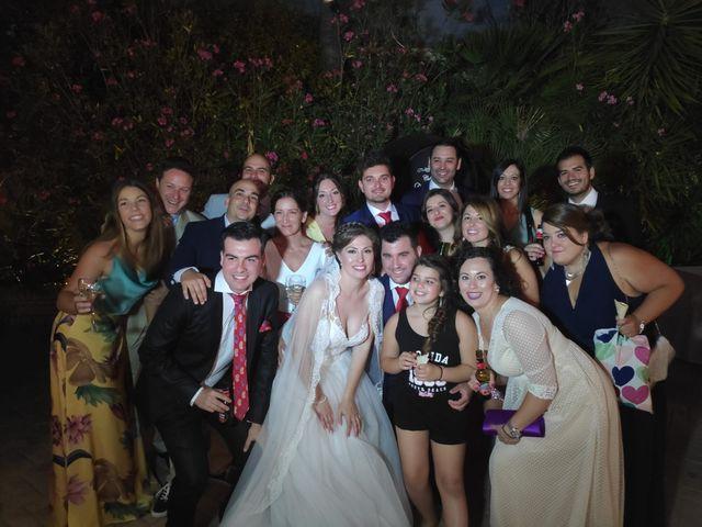 La boda de Moisés  y Maria José  en Trebujena, Cádiz 12