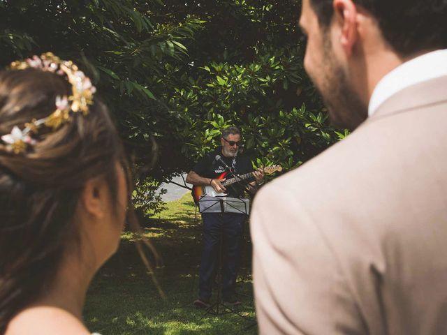 La boda de Gui y Nuria en Navia, Asturias 16