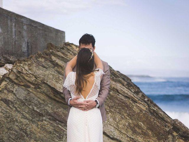 La boda de Gui y Nuria en Navia, Asturias 56