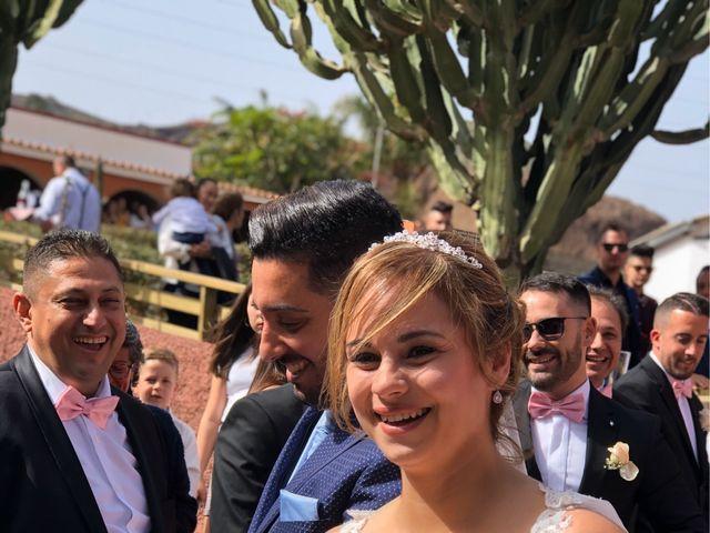 La boda de Desire y Aitor en Ingenio, Las Palmas 4