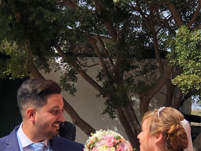 La boda de Desire y Aitor en Ingenio, Las Palmas 1