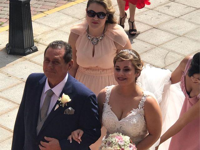 La boda de Desire y Aitor en Ingenio, Las Palmas 10
