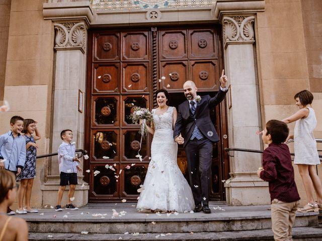 La boda de Maria y Edu