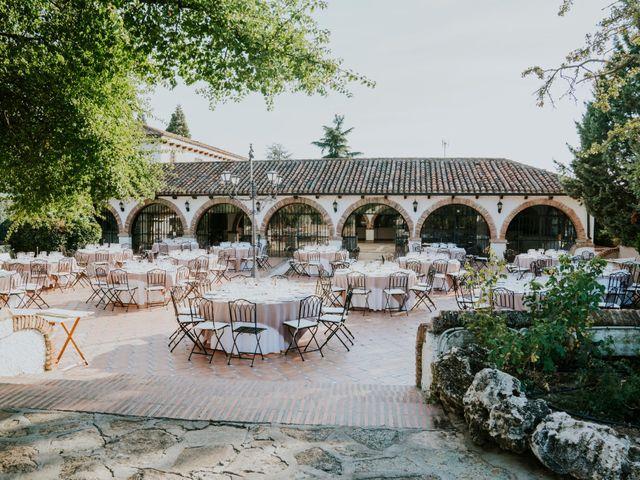 La boda de Albert y Isabel en Brunete, Madrid 6