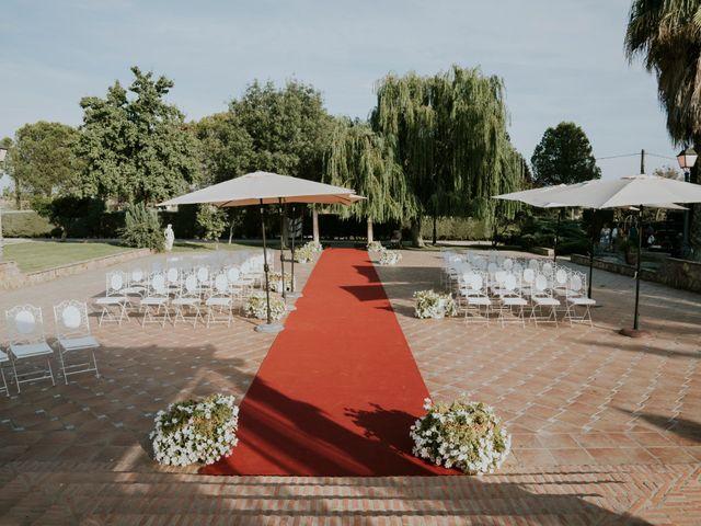 La boda de Albert y Isabel en Brunete, Madrid 7