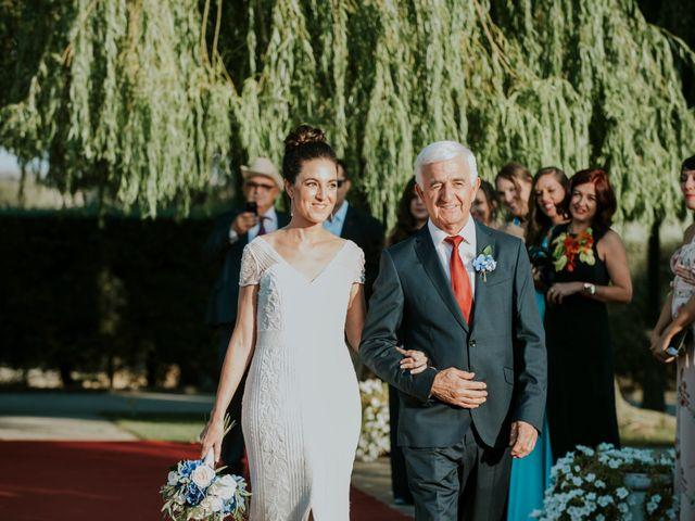 La boda de Albert y Isabel en Brunete, Madrid 12