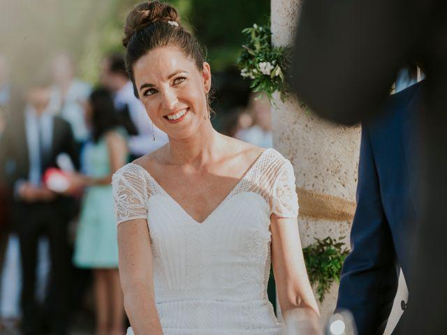 La boda de Albert y Isabel en Brunete, Madrid 14
