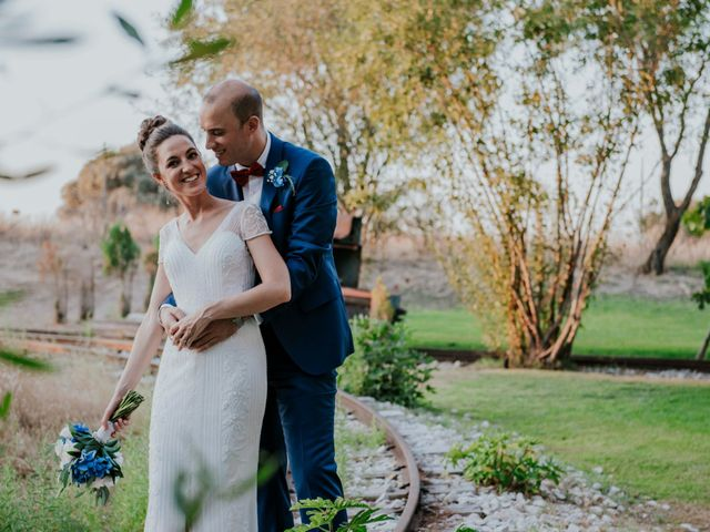 La boda de Albert y Isabel en Brunete, Madrid 17