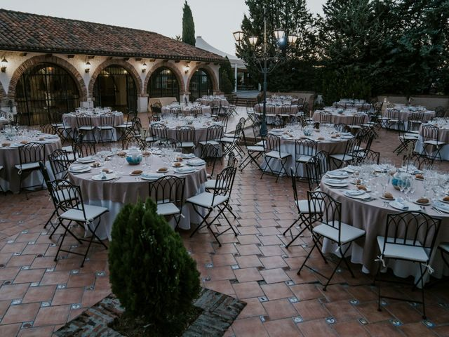La boda de Albert y Isabel en Brunete, Madrid 21