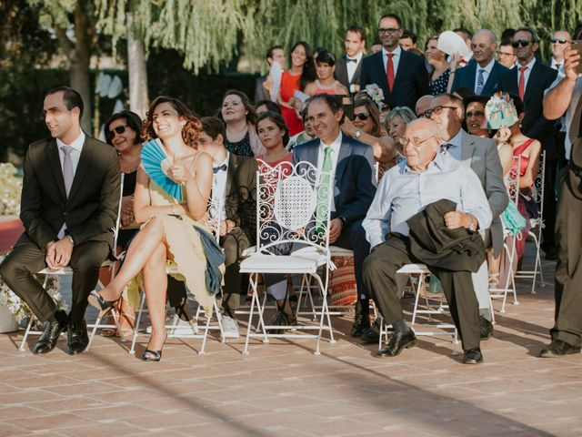 La boda de Albert y Isabel en Brunete, Madrid 24