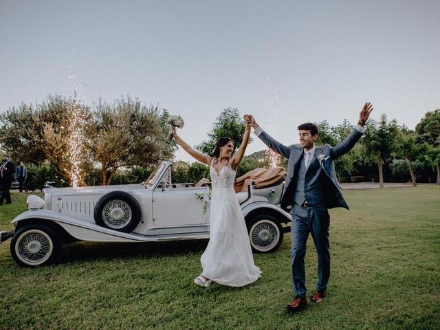 La boda de Anna y Claudi en S'agaro, Girona 1