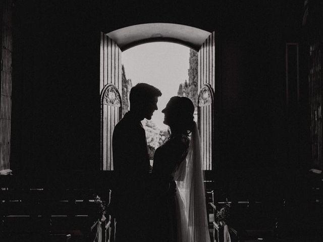 La boda de Anna y Claudi en S'agaro, Girona 2