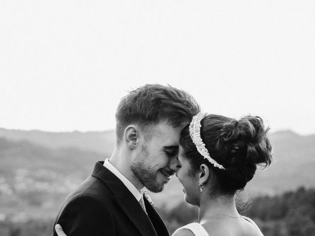 La boda de Valeria y Eduardo en Ribadavia, Orense 3