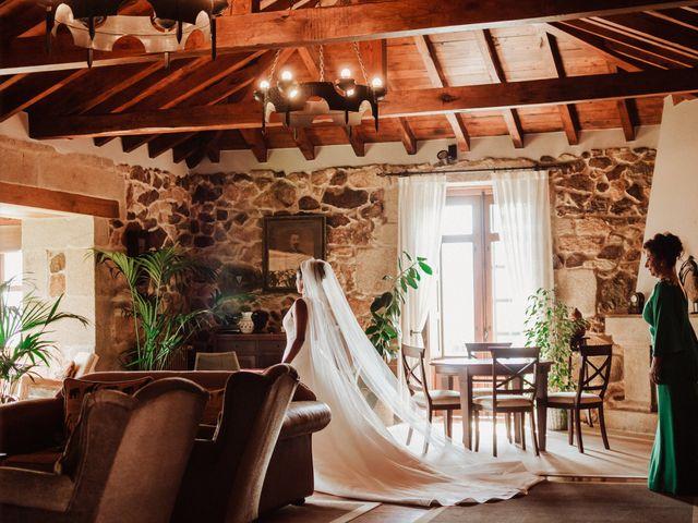 La boda de Valeria y Eduardo en Ribadavia, Orense 5