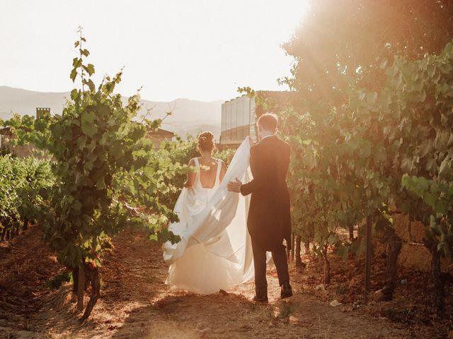 La boda de Valeria y Eduardo en Ribadavia, Orense 9