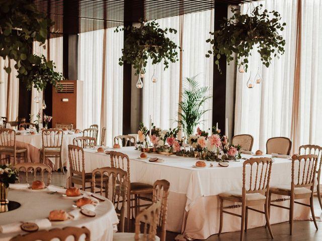La boda de Valeria y Eduardo en Ribadavia, Orense 10