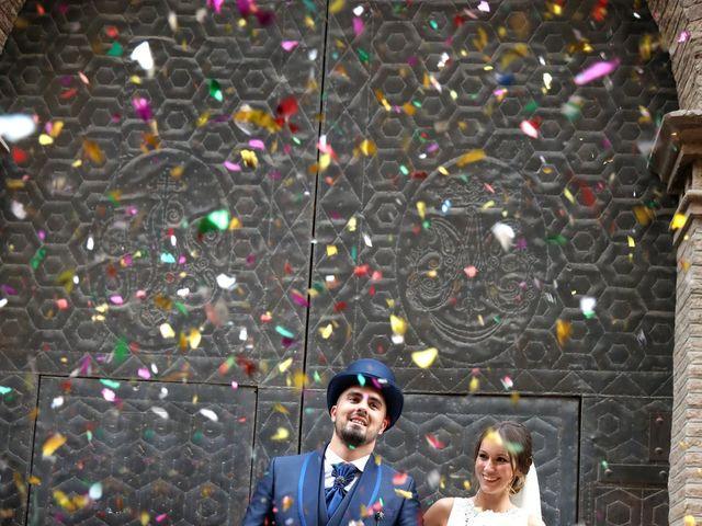 La boda de Nuria y Andrés en Zaragoza, Zaragoza 11