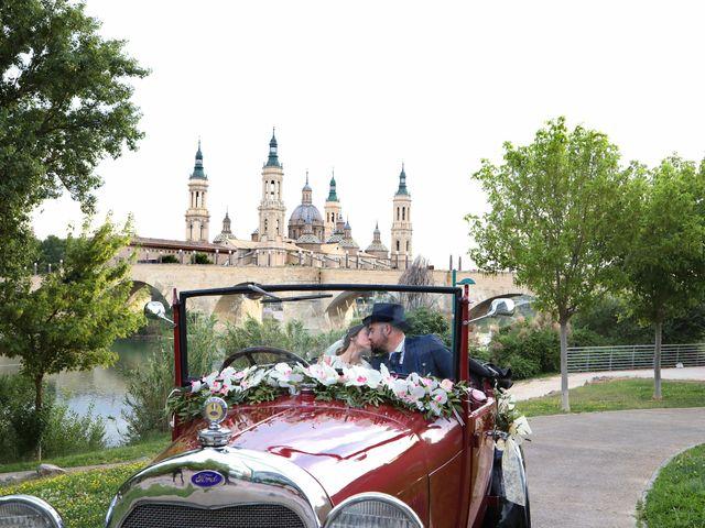 La boda de Nuria y Andrés en Zaragoza, Zaragoza 12