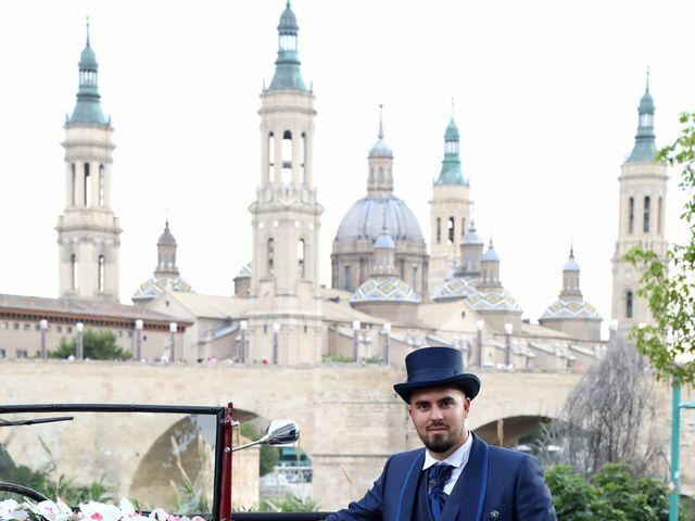 La boda de Nuria y Andrés en Zaragoza, Zaragoza 13