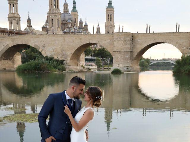 La boda de Nuria y Andrés en Zaragoza, Zaragoza 16