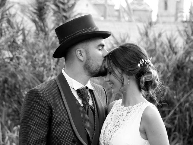 La boda de Nuria y Andrés en Zaragoza, Zaragoza 21