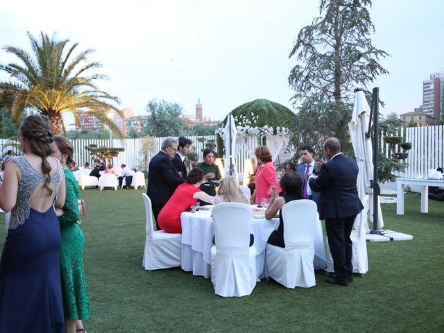 La boda de Nuria y Andrés en Zaragoza, Zaragoza 22