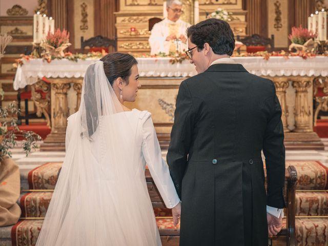 La boda de Kiko y Rocio en Alcobendas, Madrid 12