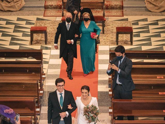 La boda de Kiko y Rocio en Alcobendas, Madrid 13