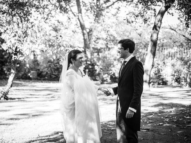 La boda de Kiko y Rocio en Alcobendas, Madrid 21