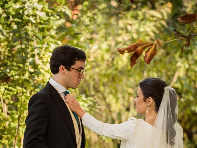 La boda de Kiko y Rocio en Alcobendas, Madrid 22