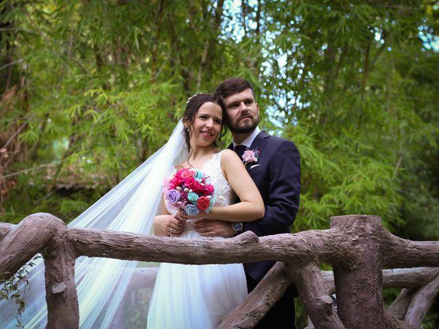 La boda de Jessica y Alberto