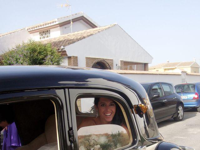 La boda de Jairo y Irene en Fuente Vaqueros, Granada 4