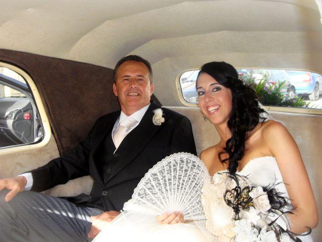 La boda de Jairo y Irene en Fuente Vaqueros, Granada 1
