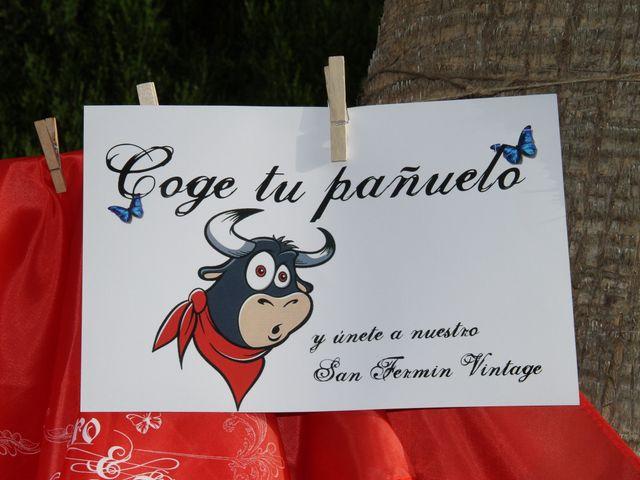 La boda de Jairo y Irene en Fuente Vaqueros, Granada 5
