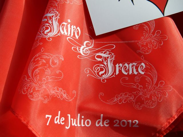 La boda de Jairo y Irene en Fuente Vaqueros, Granada 6