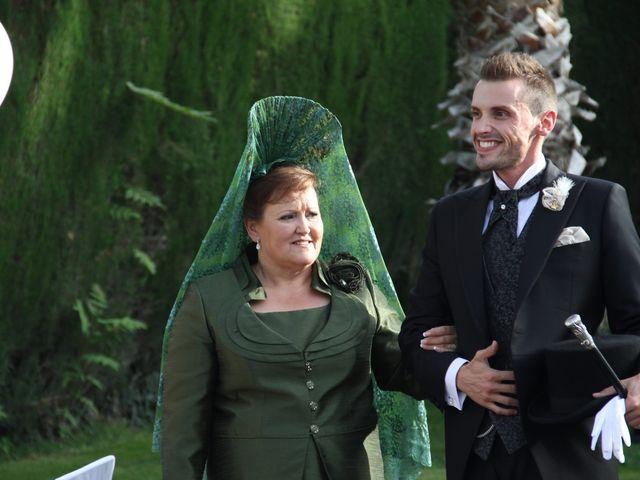 La boda de Jairo y Irene en Fuente Vaqueros, Granada 13
