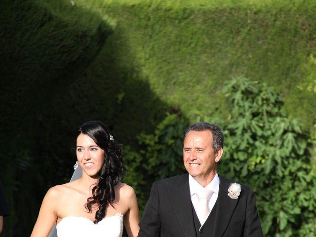 La boda de Jairo y Irene en Fuente Vaqueros, Granada 14