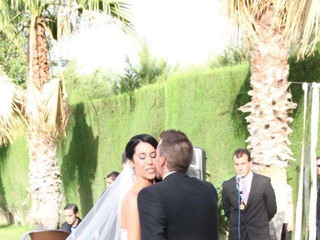 La boda de Jairo y Irene en Fuente Vaqueros, Granada 17